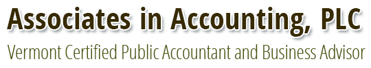 Associates in Accounting, PLC